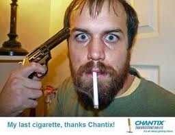 smoking weed with chantix