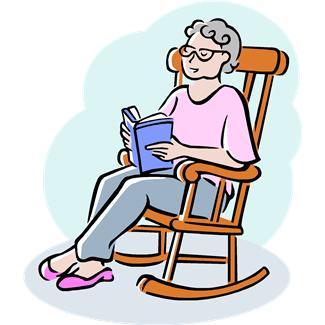 Baby Boomer Retirement Clip Art