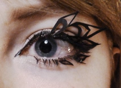 Ack! I hate clumpy lashes.